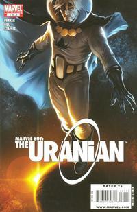 Cover Thumbnail for Marvel Boy: The Uranian (Marvel, 2010 series) #1