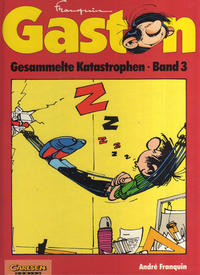 Cover Thumbnail for Gaston (Carlsen Comics [DE], 1993 series) #3