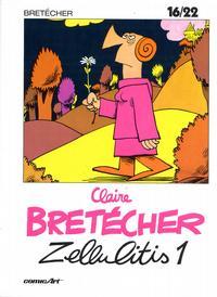 Cover Thumbnail for 16/22 (Carlsen Comics [DE], 1983 series) #10 - Zellulites 1