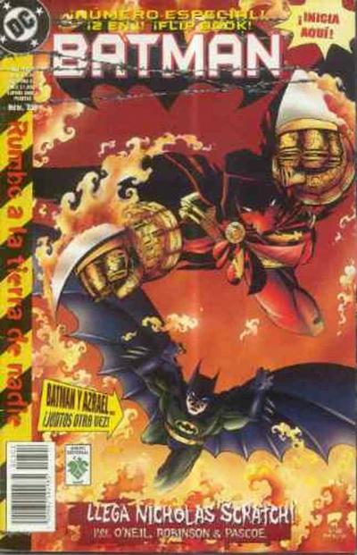 Cover for Batman (Grupo Editorial Vid, 1987 series) #303