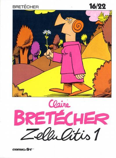 Cover for 16/22 (Carlsen Comics [DE], 1983 series) #10 - Zellulites 1
