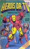 Cover for Heróis da TV (Editora Abril, 1979 series) #2