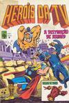 Cover for Heróis da TV (Editora Abril, 1979 series) #9