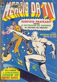 Cover Thumbnail for Heróis da TV (Editora Abril, 1979 series) #29