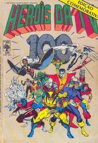 Cover Thumbnail for Heróis da TV (Editora Abril, 1979 series) #100
