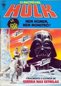 Cover Thumbnail for O Incrível Hulk (Editora Abril, 1983 series) #25