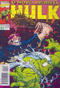 Cover Thumbnail for O Incrível Hulk (Editora Abril, 1983 series) #143