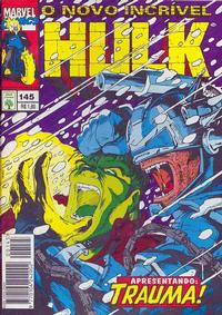 Cover Thumbnail for O Incrível Hulk (Editora Abril, 1983 series) #145