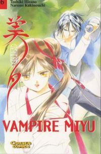 Cover Thumbnail for Vampire Miyu (Carlsen Comics [DE], 2001 series) #6