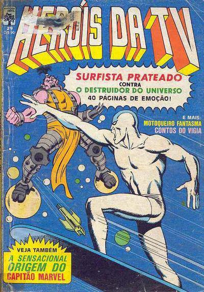 Cover for Heróis da TV (Editora Abril, 1979 series) #29