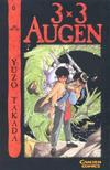 Cover for 3 x 3 Augen (Carlsen Comics [DE], 2002 series) #6