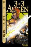 Cover for 3 x 3 Augen (Carlsen Comics [DE], 2002 series) #15