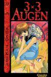 Cover for 3 x 3 Augen (Carlsen Comics [DE], 2002 series) #23