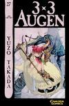 Cover for 3 x 3 Augen (Carlsen Comics [DE], 2002 series) #27