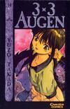 Cover for 3 x 3 Augen (Carlsen Comics [DE], 2002 series) #34