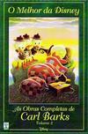 Cover for O Melhor da Disney: As Obras Completas de Carl Barks (Editora Abril, 2004 series) #2