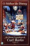 Cover for O Melhor da Disney: As Obras Completas de Carl Barks (Editora Abril, 2004 series) #8