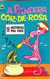 Cover for A Pantera Cor-de-Rosa (Editora Abril, 1974 series) #4