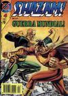 Cover for Shazam! (Editora Abril, 1996 series) #4