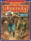 Cover for Die großen Edel-Western (Egmont Ehapa, 1979 series) #1 - Leutnant Blueberry - Die Spur der Apachen