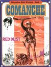 Cover for Die großen Edel-Western (Egmont Ehapa, 1979 series) #2 - Comanche - Red Dust