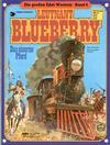 Cover for Die großen Edel-Western (Egmont Ehapa, 1979 series) #4 - Leutnant Blueberry - Das eiserne Pferd
