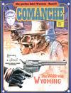 Cover for Die großen Edel-Western (Egmont Ehapa, 1979 series) #8 - Comanche - Die Wölfe von Wyoming