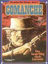 Cover for Die großen Edel-Western (Egmont Ehapa, 1979 series) #13 - Comanche - Der lange Weg nach Laramie
