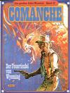 Cover for Die großen Edel-Western (Egmont Ehapa, 1979 series) #27 - Comanche - Der Feuerteufel von Wyoming