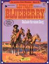 Cover for Die großen Edel-Western (Egmont Ehapa, 1979 series) #29 - Leutnant Blueberry - Ballade für einen Sarg