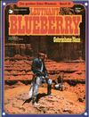 Cover for Die großen Edel-Western (Egmont Ehapa, 1979 series) #35 - Leutnant Blueberry - Gebrochene Nase
