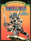 Cover for Die großen Phantastic-Comics (Egmont Ehapa, 1980 series) #1 - Warlord - Der Kämpfer