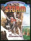 Cover for Die großen Phantastic-Comics (Egmont Ehapa, 1980 series) #3 - Storm -  Das verschwundene Meer