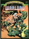 Cover for Die großen Phantastic-Comics (Egmont Ehapa, 1980 series) #4 - Warlord - Die Schlacht der Bestien