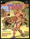 Cover for Die großen Phantastic-Comics (Egmont Ehapa, 1980 series) #5 - Taar - Das Licht des Lebens