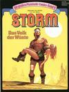 Cover for Die großen Phantastic-Comics (Egmont Ehapa, 1980 series) #9 - Storm - Das Volk der Wüste
