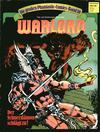 Cover for Die großen Phantastic-Comics (Egmont Ehapa, 1980 series) #10 - Warlord - Der Schneedämon schlägt zu!