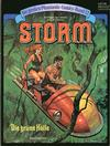 Cover for Die großen Phantastic-Comics (Egmont Ehapa, 1980 series) #12 - Storm - Die grüne Hölle