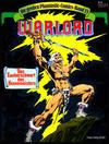Cover for Die großen Phantastic-Comics (Egmont Ehapa, 1980 series) #13 - Warlord -  Das Zauberschwert des Hexenmeisters