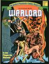 Cover for Die großen Phantastic-Comics (Egmont Ehapa, 1980 series) #16 - Warlord - In den Fängen des Dämonen