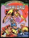 Cover for Die großen Phantastic-Comics (Egmont Ehapa, 1980 series) #19 - Warlord - In der Falle der Verräter