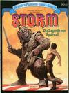 Cover for Die großen Phantastic-Comics (Egmont Ehapa, 1980 series) #21 - Storm - Die Legende von Yggdrasil
