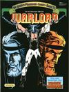 Cover for Die großen Phantastic-Comics (Egmont Ehapa, 1980 series) #22 - Warlord - Die zwei Gesichter des Travis Morgan