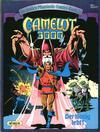 Cover for Die großen Phantastic-Comics (Egmont Ehapa, 1980 series) #24 - Camelot 3000 - Der König lebt!
