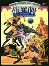 Cover for Die großen Phantastic-Comics (Egmont Ehapa, 1980 series) #26 - Amethyst - Entführt ins Reich der Edelsteine