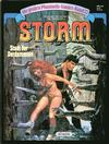 Cover for Die großen Phantastic-Comics (Egmont Ehapa, 1980 series) #27 - Storm - Stadt der Verdammten