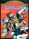 Cover for Die großen Phantastic-Comics (Egmont Ehapa, 1980 series) #28 - Warlord - Zweikampf der Doppelgänger