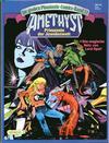 Cover for Die großen Phantastic-Comics (Egmont Ehapa, 1980 series) #31 - Amethyst - Das magische Netz von Lord Opal!