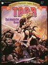 Cover for Die großen Phantastic-Comics (Egmont Ehapa, 1980 series) #33 - Taar - Das magische Auge