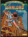 Cover for Die großen Phantastic-Comics (Egmont Ehapa, 1980 series) #39 - Warlord - Überfall auf die goldene Stadt